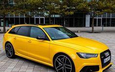 🐝🐝🐝 RS6 Audi