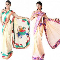 Beautiful #designer collection of #sarees at best price only at sairandhri.com #sareemanufacturersinindia #indiansareestore