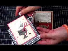 August Well Worded Class Kit to Go with How To Video, Kay Kalthoff is Stamping to Share with Stampin' Up!, Mustache Card