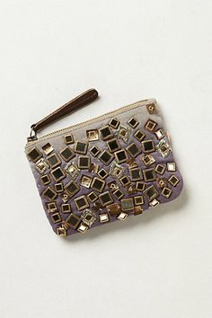 Mirrored Mosaic Pouch
