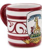 Palio Di Siena, Giraffa, Giraffe Mug