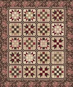 Red Rooster Quilts: Shop   Category: Patterns - Download for FREE   Product: Sisters Choice Downloadable Quilt Pattern