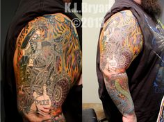 38 Best Sleeve Tattoo Cover Images Arm Tattoo Arm Tattoos