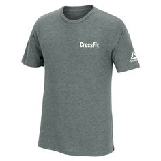 CrossFit Forging Elite Fitness Tee - Heathered Gray | CrossFit Store  Powered by Reebok