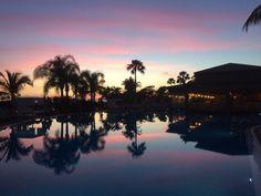 Costa Adeje Palace - Picture of Costa Adeje Palace - Tripadvisor Canary Islands, Tenerife, Trip Advisor, Costa, Palace, River, Celestial, Photo And Video, Sunset