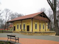 Gazebo, Outdoor Structures, Cabin, House Styles, Outdoor Decor, Home Decor, Kiosk, Decoration Home, Room Decor
