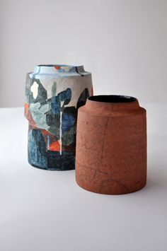 tania rollond_clay intersections vases_2016