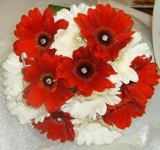 Bridal party bouquet option 2