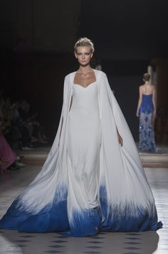 This Tony Ward dress screams destination wedding: http://www.stylemepretty.com/2015/07/11/bridal-inspiration-from-the-paris-haute-couture-runways/