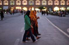 Photo by Gatti - Ragazze in Iran