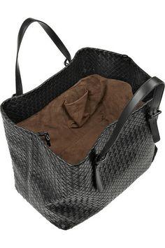 Bottega Veneta - Intrecciato leather tote 594c75908a