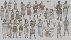 joe's: Concept Art: God of War - Ghost of Sparta
