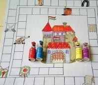 huszar tarsasjatek Birthday Party Games, Kindergarten, Crafts For Kids, Holiday Decor, Diy, 1 Decembrie, School, Education, Spring