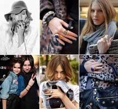 Crazy for the YSL arty ring!!