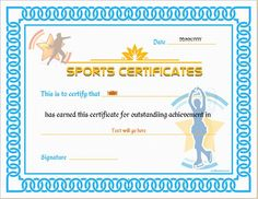 Sports certificate template for ms word download at http sports certificate template for ms word download at httpcertificatesinnsports certificates yelopaper Gallery