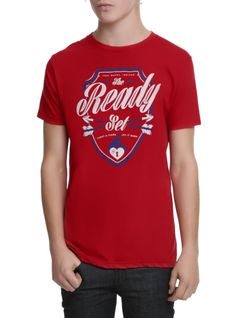d8a019292f431 The Ready Set Higher T-Shirt