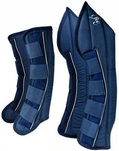 Horze Shipping Boot - give full coverage to your horse's legs, protecting them while trailering