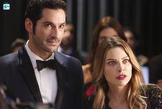 Lucifer and Chloe