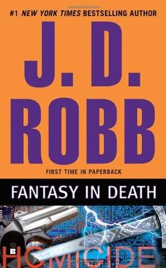 Fantasy in Death by J. D. Robb,