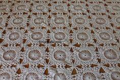 Copritavolo a crochet