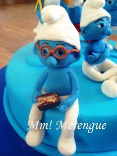 Smurfs - Pitufos - Tortas - Cakes