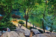 Lovers in Central Park ** Read more reviews of the product by visiting the link on the image. (This is an affiliate link) #CoffeeArtPainting