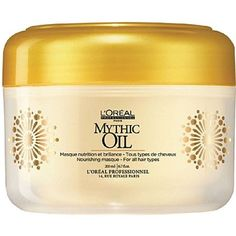 L'OREAL PROFESSIONNEL MYTHIC OIL MASQUE 200 ML - HAIR BODY PRODUCTS.COM @ LEONARDS HAIRDRESSERS MALTA