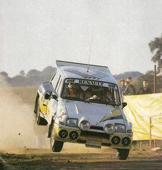 Renault 5 Turbo Rally Gr. B Jump