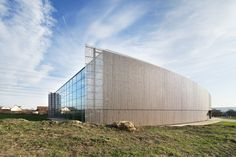 Gallery - Lardy Sports Hall / Explorations Architecture - 1