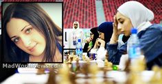 Muslims Force Female Chess Team To Wear Hijab, U.S. Girl Has Perfect Reply