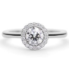 Cannele Bridal Diamond 1/2 ct