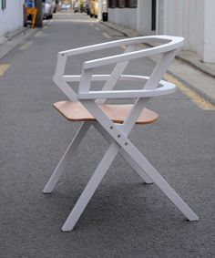 The JARI chair by Juyoung Kim