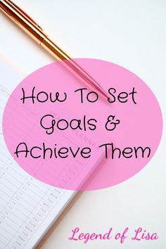 Create achievable goals in 6 easy steps. Start chasing your dreams and stop making excuses. Take control of your future and design your days. Effective Time Management, Stop Making Excuses, Setting Goals, Goal Settings, Productivity Apps, Good Motivation, Goal Quotes, Business Goals, Business Tips