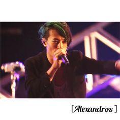 [Alexandros] 川上洋平