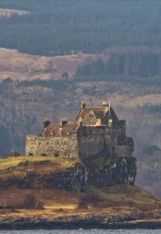Duart Castle, Isle of Mull, Scotland