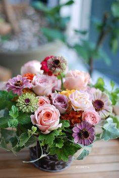 Lovely flower bouque