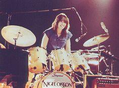 Nigel Olsson (Elton John) - Feb 10