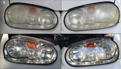 VW Golf Headlight Restoration 512-910-7227 Headlight Restoration, Vw, Lunch Box, Golf, Wave, Turtleneck