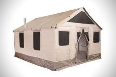 Barebones Living Lodge Tent | HiConsumption