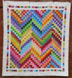 pineapple blossom quilt pattern | ... made from Bonnie Hunter's pattern, found on her quiltville website