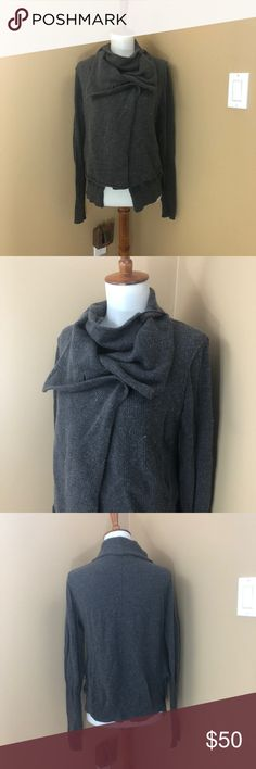 All Saints Layered Look Sweater Super unique! Multiple looks. Any signs of wear shown in pictures. Make an offer, ya never know! No Trades, No Holds. Offers considered through offer button only. Mannequin is of standard size small. I do not supply garment measurements beyond that because I just don't have time! Thank you for your interest <3 P.S. Any spamming and/or attempts to communicate outside of Poshmark will be reported. All Saints Sweaters Cowl & Turtlenecks