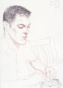 DAVID HOCKNEY: DRAWINGS