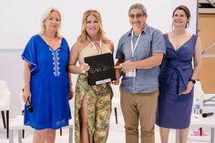 Luli Fama, designer of the year #modecity2016 ©eurovet