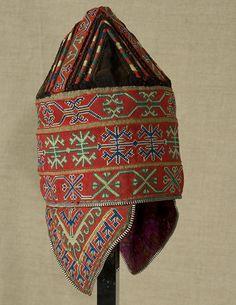 Pakistani child's hat.
