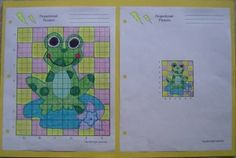 Proportional Pictures is a hands-on math project that helps students to discover the relationship between the perimeter and area of two figures. Students draw a small figure, draw a similar figure three times larger, and then investigate changes in the perimeter and area of the two figures. Available on http://digitallesson.com/proportional-pictures-project ($)