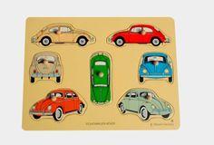 Puzzle Volkswagen Kever