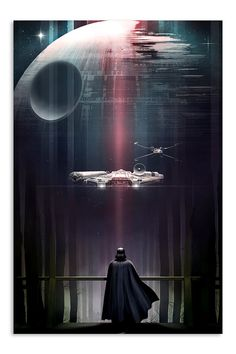 3b829195849a Limited Edition - Selling Out Fast! Darth Vader Poster, Darth Vader  Artwork, Darth