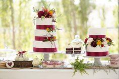 Table sucrée de mariage - (www.mllesgateaux.com)