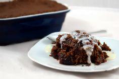Paleo Vegan Cherry Chocolate Sauce Pudding Recipe: quick, simple & luxurious home comfort !