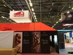 Notre stand #europain en cours de montage #baker #bakery #foricher #FLMEP2016